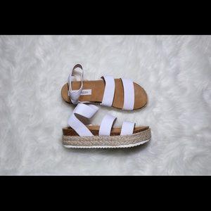 Steve Madden Women's Kimmie Wedge Sandals